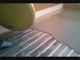heated ceramic tile floor installation. warmup dual wire electric underfloor heating installation - start to finish.. youtube heated ceramic tile floor s