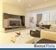 Peach Living Room Condo Interior Design Peach Garden Condo Homevista Singapore