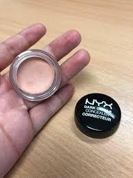 Nyx Professional Makeup Dark Circle Concealer Light Dark Circle Concealer Review Nyx Beauty And The City