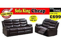 sofa king low. Half Price New Leather Recliner Sofas In Stock Black - Brown Grey For SOFA  KING Sofa King Low