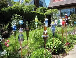 garden art projects. Yard Art Ideas Garden Projects O