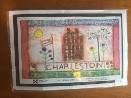 Charleston S.C a People, Places and Quilts Pattern 13x16 from ... & Charleston S.C a People, Places and Quilts Pattern 13x16 Adamdwight.com