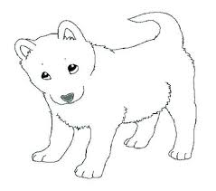 Search result for puppy coloring pages and worksheets, free download and free printable for kids and lots coloring pages and worksheets. Husky Puppy Coloring Pages Printable Novocom Top