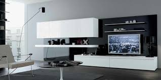 modern white living room furniture. Black White Grey Stylish Contemporary Living Spaces Built Ins Modern Room Furniture S