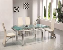 extending glass dining table ikea