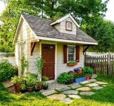 home office sheds. Home Office Sheds Provide You All The Privacy Of A Real With Comforts