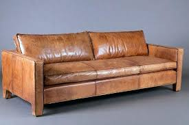 scs brown 3 seater leather sofa a power recliner carson tan three sofas furniture on the