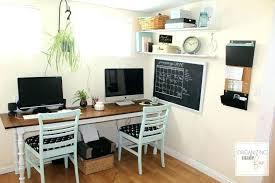 Office desk for two people Computer Two Person Home Office Desk Two Person Desk Home Office Furniture Image Of Home Office Desk Cookwithscott Two Person Home Office Desk Two Person Desk Home Office Furniture
