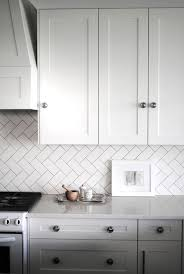 Subway Tile Backsplash Patterns Stunning 48 Creative Kitchen Tile Backsplash Ideas Interior Design