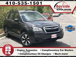 2017 subaru forester vehicle photo in annapolis md 21401