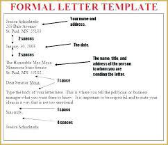 Proper Letter Format Personal Formal Resignation Letter Personal Reasons Reason Sample Leave