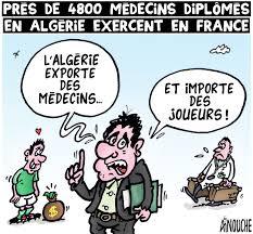 Près de 4800 médecins algériens exercent en France