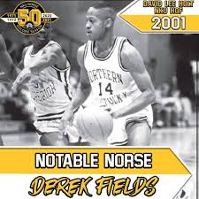 Northern Kentucky University Athletics - Notable Norse- Derek Fields |  Facebook