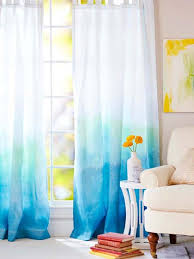 how to ombre dye curtains memsaheb net