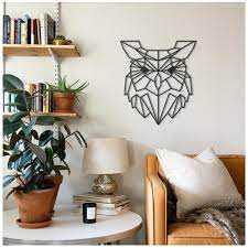 owl wall art sacred geometry wall art