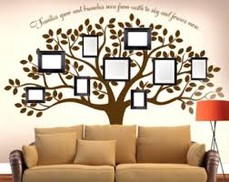 wall decals wonderful family tree