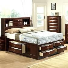 cal king bed frame with storage king bed frame with storage beds fascinating platform cal