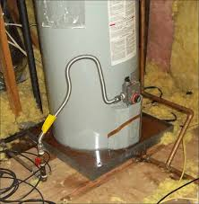 water heater drain pan installation. Interesting Drain A Water Heater In Drip Pan Full Of For Water Heater Drain Pan Installation R