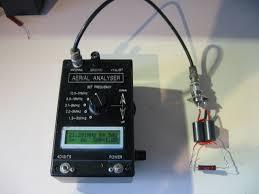 vk2evb callsign lookup by qrz com testing the balun