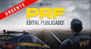 Edital Publicado PRF com 1.500 vagas de nível superior