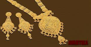 Asian gold jewellery shops