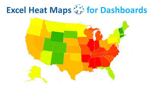 Heat Cool Air Conditioner Dynamic Excel Heat Maps For Complex Data Dashboards Youtube