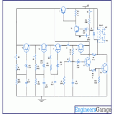 electronic code lock circuit engineersgarage circuit diagram for code lock