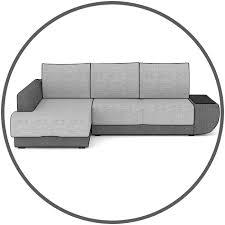 Купить <b>угловой диван Белла</b> (Sense) в Москве