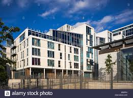 Modern Apartment Building In Swiss Cottage London Uk Stock Photo Modern Apartment Building