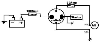 help wiring my 4 pole battery disconnect switch honda tech switch jpg views 1637 size 18 8 kb
