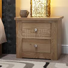 turin narrow two drawer bedside
