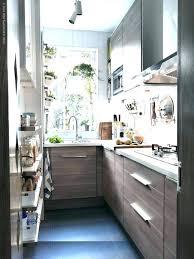 ... Small Kitchen Layouts Small Galley Kitchen Design Narrow Kitchen Small  Space Kitchen Design Pictures Minimalist ...