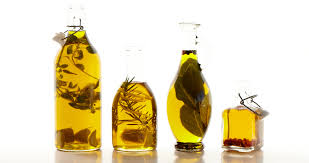 Decorative Infused Oil Bottles The Art Of Infusing Food Tips Pinterest Oil Food And Drink 4