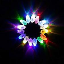Neo LOONS 100pcs/lot 100 X Multicolor Led Flash ... - Amazon.com