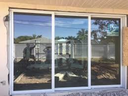 removal of three windows