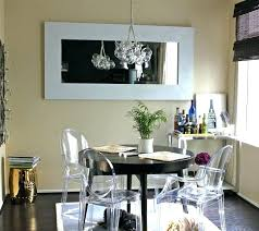 small round table mirrors mirror dining room tables glass dining room light fixture above black round small round table mirrors