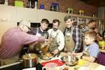 Кулинарные мастер классы москвы