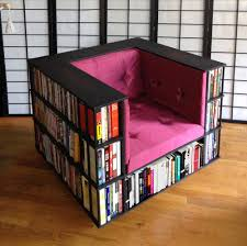 cool library furniture. It\u0027s A Library In Chair! Cool Furniture U