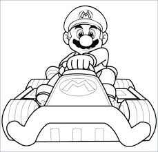 Coloring Pages Mario Free Printable And Coloring Pages Coloring