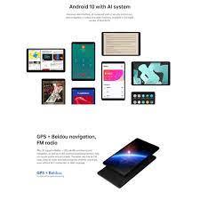 Máy tính bảng AlldoCube iplay 20 Pro 4G LTE- Android 10 (chip SC9863A/6G  Ram/128G eMMC/10.1 inch Full HD) chính hãng 3,790,000đ
