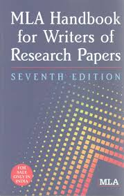 Buy Mla Handbook For Writers Of Research Papers Book Online At Low