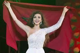 ميريام فارس تثير الجدل بسبب تصريحاتها عن مصر