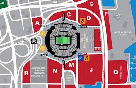 Jacksonville Jaguars Tiaa Bank Field Seating Chart