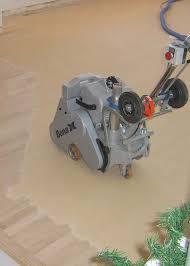 dustless refinishing services sanding hardwood floors