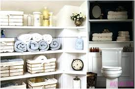 decoration bathroom closet organizer ideas large size of toiletry organization systems linen cabinet depth over