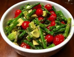 Image result for asparagus salad