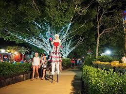 aussie lighting world. Christmas Wonderland At Aussie World, 23 December 2016, Santa\u0027s Village, Santa, Frosty Lighting World R