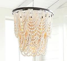 wood bead chandelier mardi gras diy full size
