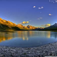 Lakeside Ultra HD Desktop Background ...