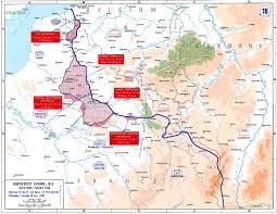 why did lose world war invasion of maps that explain  maps that explain world war i com spring 1918 s last offensive